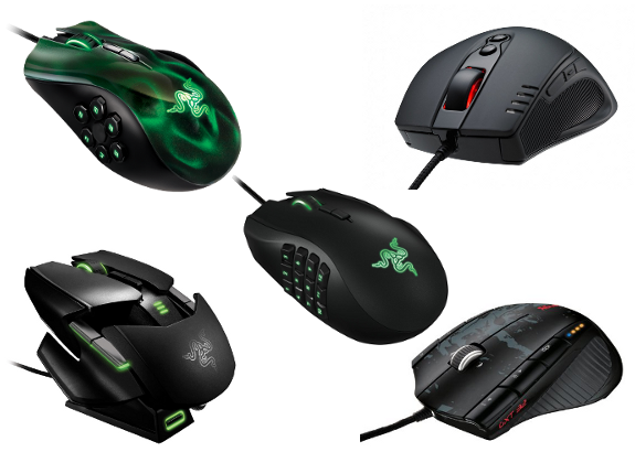 miglior mouse gaming