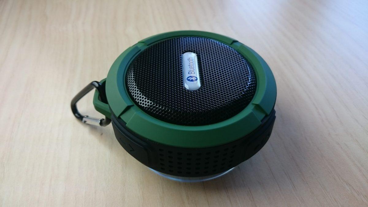 Patuoxun C6 Speaker Bluetooth Sopra