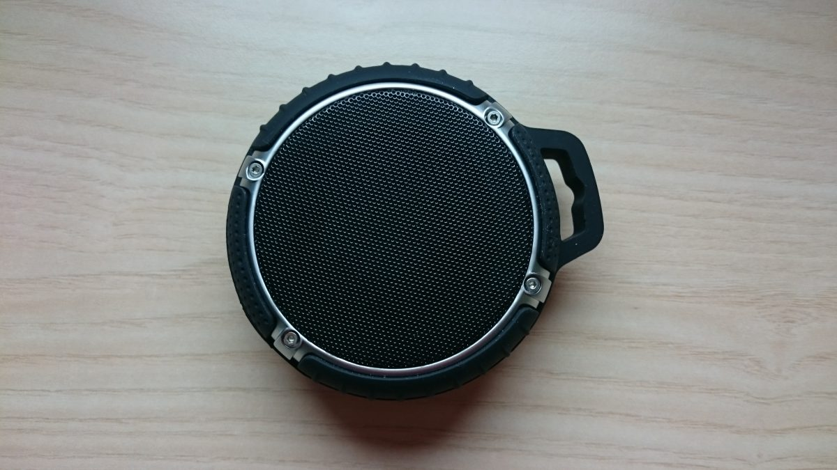 1ByOne Waterproof Speaker Bluetooth frontale
