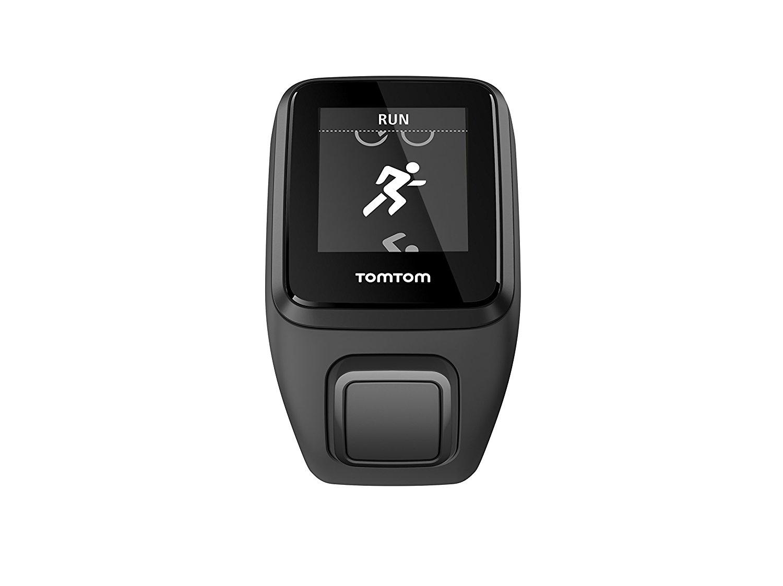 TomTom Runner 3 Cardio GPS Vista Frontale