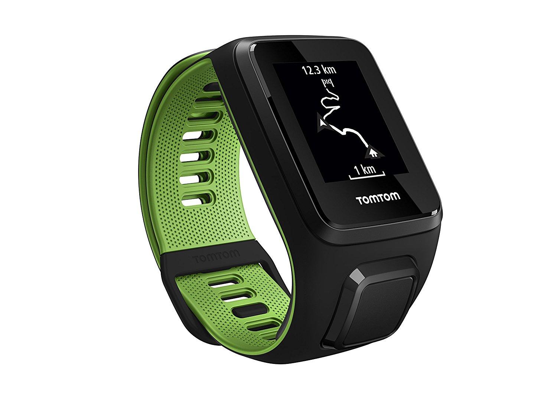 TomTom Runner 3 Cardio GPS - vista display GPS