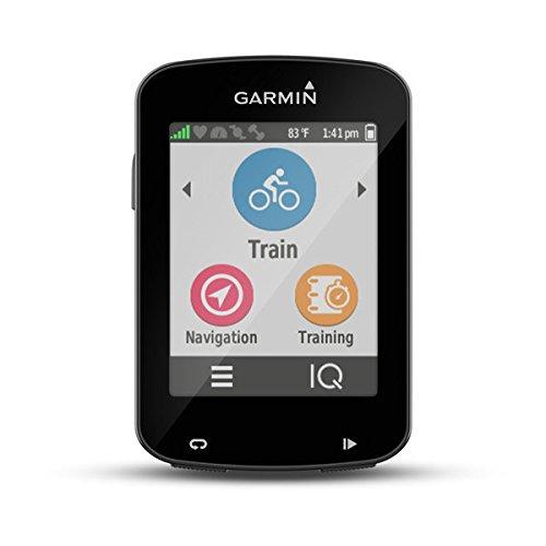 Garmin Edge 820 - Selezione programma allenamento