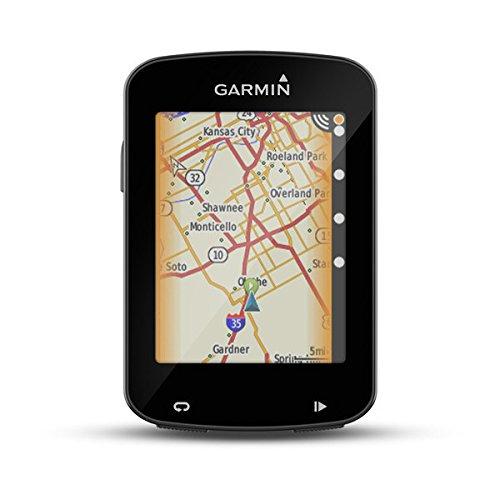 Garmin Edge 820 - Display vista GPS