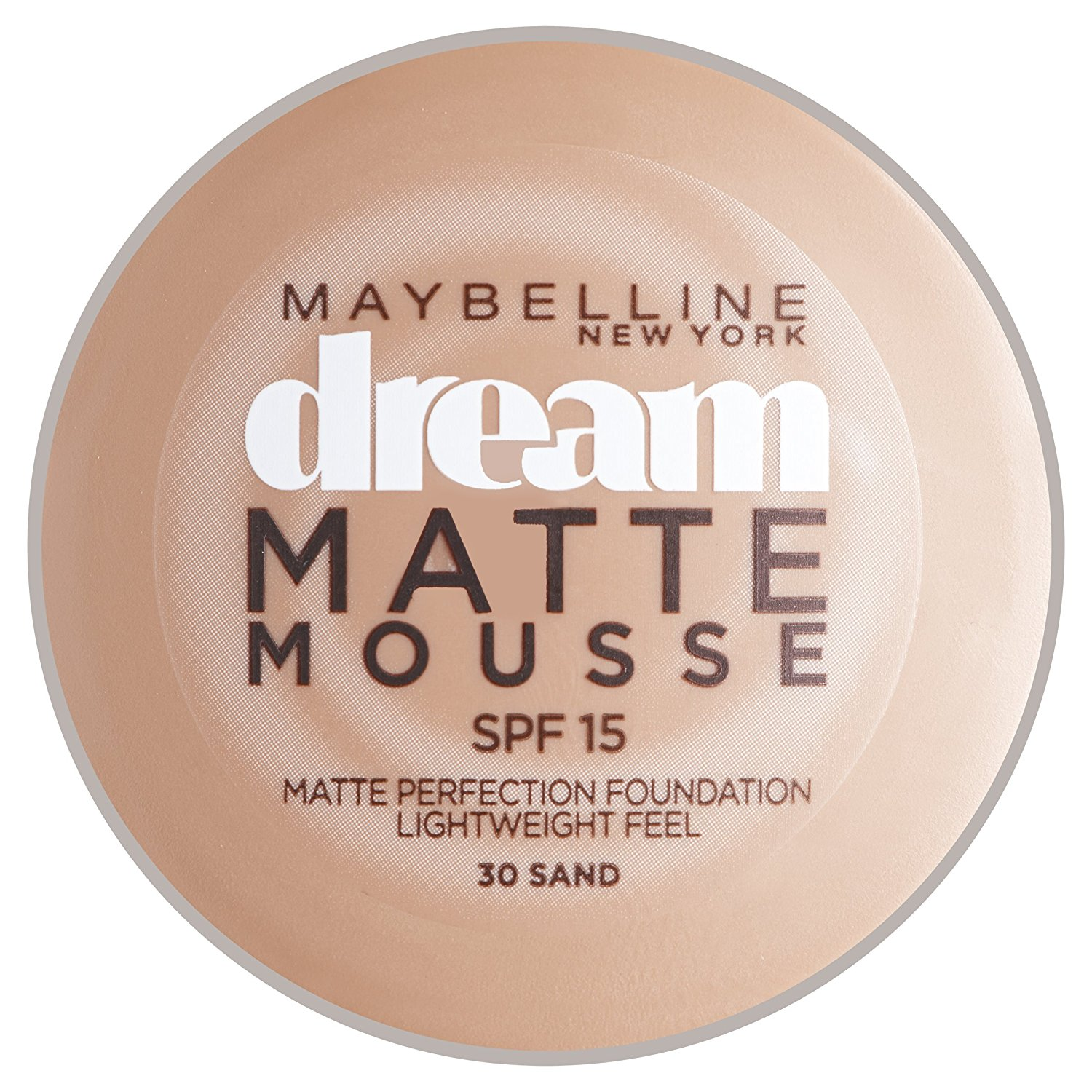 MAYBELLINE – MOUSSE DREAM OPACA