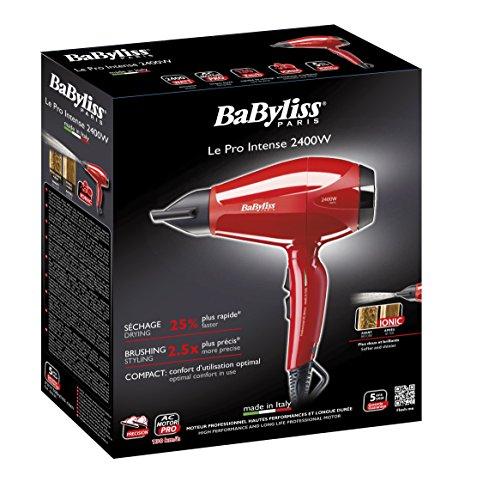 BaByliss 6615E Pro Intense - Recensione, Prezzi e Migliori Offerte. Dettaglio 2