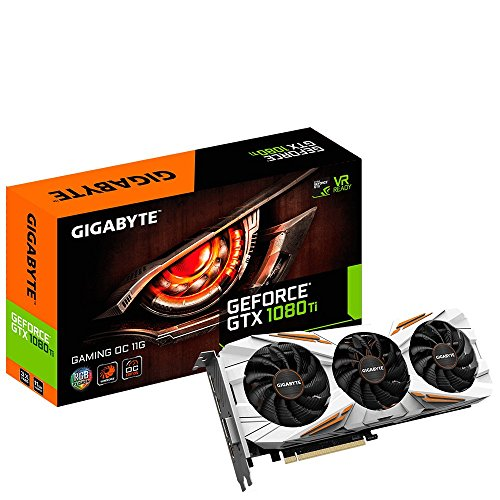 Gigabyte NVIDIA GeForce GTX 1080Ti Gaming OC 11G
