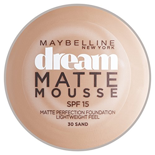 Maybelline Mousse Dream Opaca