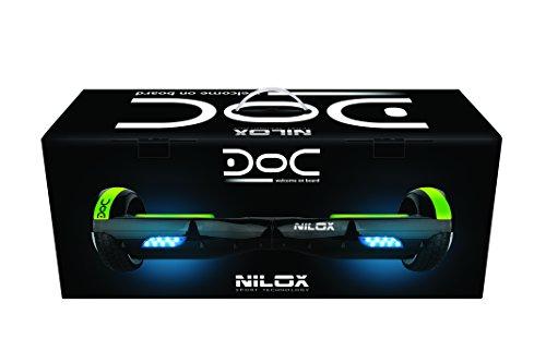 Nilox Hoverboard Doc - Recensione, Prezzi e Migliori Offerte. Dettaglio 4