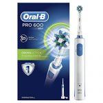 Oral-B Pro 600 CrossAction - Recensione, Prezzi e Migliori Offerte. Dettaglio 1