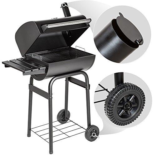 Tectake BBQ Smoker - Recensione, Prezzi e Migliori Offerte. Dettaglio 4