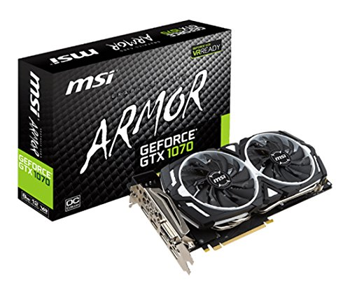 msi GeForce GTX 1070 ARMOR