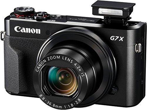 Canon PowerShot G7X MARK II - Recensione, Prezzi e Migliori Offerte. Dettaglio 2