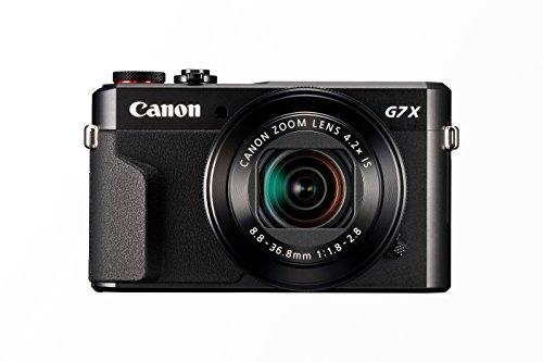 Canon PowerShot G7X MARK II - Recensione, Prezzi e Migliori Offerte. Dettaglio 1