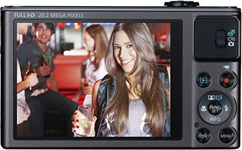 Canon SX620 HS - Recensione, Prezzi e Migliori Offerte. Dettaglio 7