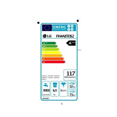 LG F-H4A8TDS2 - Recensione, Prezzi e Migliori Offerte. Dettaglio 5