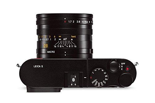 Leica Q (Typ 116) - Recensione, Prezzi e Migliori Offerte. Dettaglio 5