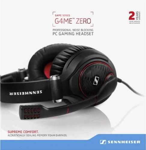Sennheiser GAME ZERO - Recensione, Prezzi e Migliori Offerte. Dettaglio 11