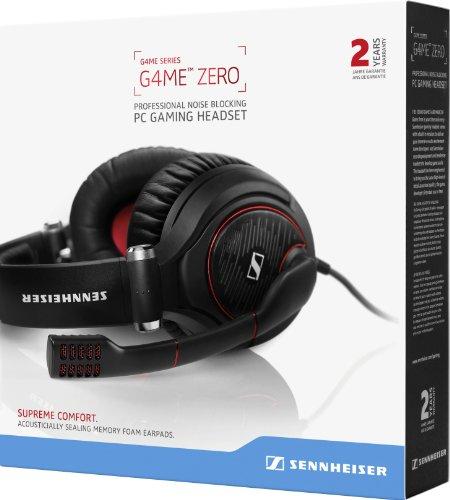 Sennheiser GAME ZERO - Recensione, Prezzi e Migliori Offerte. Dettaglio 9