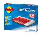 AVM FRITZ! Box 3490 - Recensione, Prezzi e Migliori Offerte. Dettaglio 6