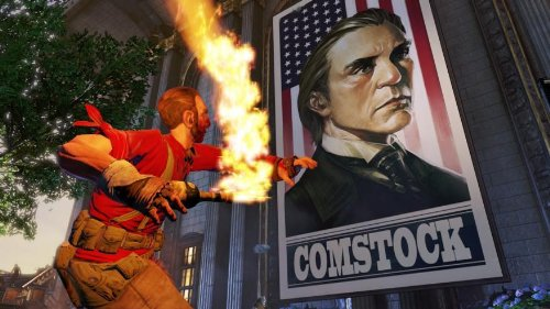 BioShock Infinite - Recensione, Prezzi e Migliori Offerte. Dettaglio 7