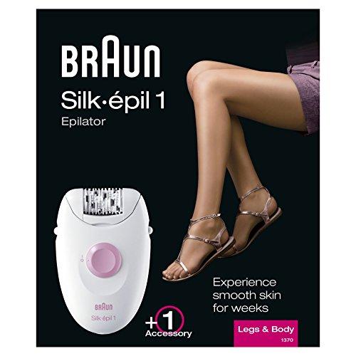 Braun Silk-épil 1 1370 - Recensione, Prezzi e Migliori Offerte. Dettaglio 6