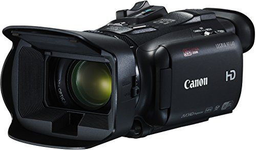 Canon Legria HF G40 - Recensione, Prezzi e Migliori Offerte. Dettaglio 2