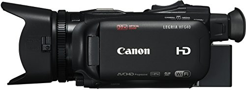 Canon Legria HF G40 - Recensione, Prezzi e Migliori Offerte. Dettaglio 4