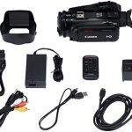 Canon Legria HF G40 - Recensione, Prezzi e Migliori Offerte. Dettaglio 8