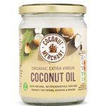 Coconut Merchant Olio di Cocco - Recensione, Prezzi e Migliori Offerte. Dettaglio 1