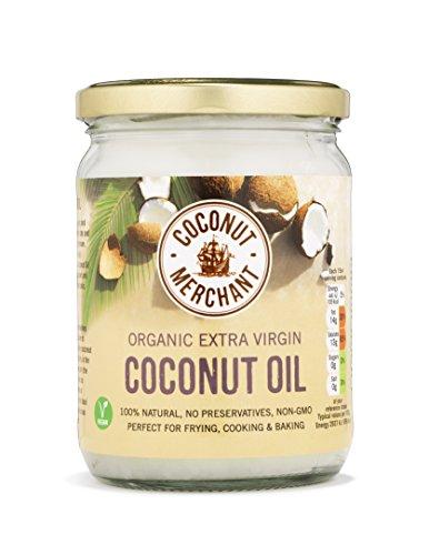 Coconut Merchant Olio di Cocco