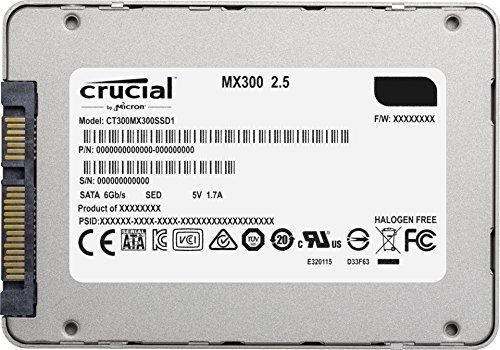 Crucial MX300 500 GB - Recensione, Prezzi e Migliori Offerte. Dettaglio 3