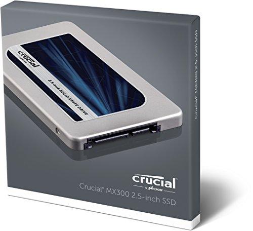 Crucial MX300 500 GB - Recensione, Prezzi e Migliori Offerte. Dettaglio 4
