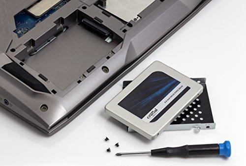 Crucial MX300 500 GB - Recensione, Prezzi e Migliori Offerte. Dettaglio 6