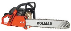 Dolmar PS6100 - Migliore Motosega Professionale