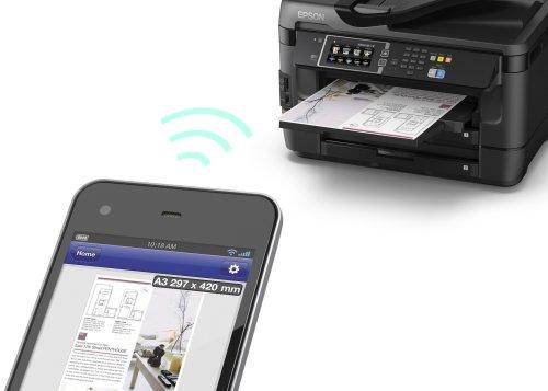 Epson WorkForce WF-7620DTWF - Recensione, Prezzi e Migliori Offerte. Dettaglio 5