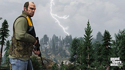 Grand Theft Auto V - Recensione, Prezzi e Migliori Offerte. Dettaglio 4