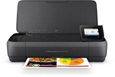 HP OfficeJet 250 - Migliore Stampante Portatile con Scanner