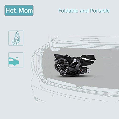 Hot Mom Passeggino 2-in-1 - Recensione, Prezzi e Migliori Offerte. Dettaglio 8