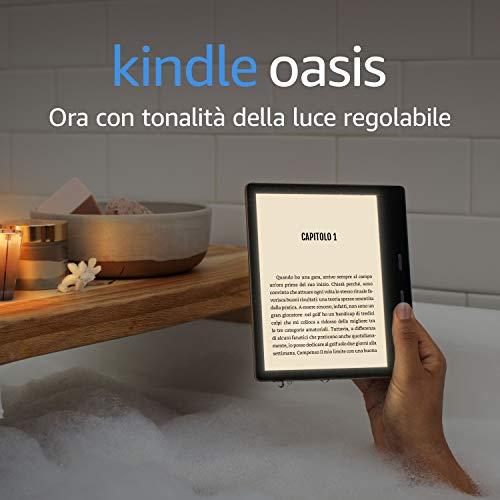 Kindle Oasis - Recensione, Prezzi e Migliori Offerte. Dettaglio 5