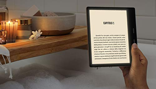 Kindle Oasis - Recensione, Prezzi e Migliori Offerte. Dettaglio 6