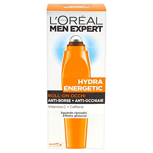 L'Oréal Paris Men Expert Hydra Energetic Roll-On Occhi