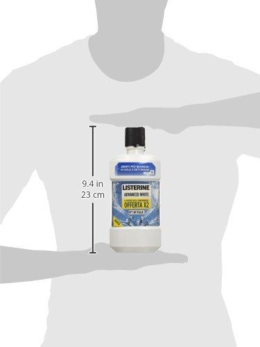 Listerine Collutorio Advanced white - Recensione, Prezzi e Migliori Offerte. Dettaglio 5