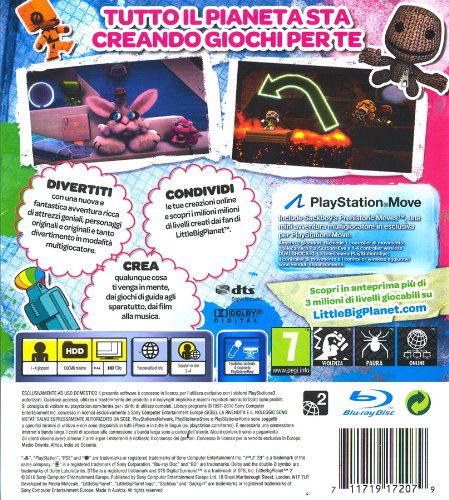 LittleBigPlanet 2 - Recensione, Prezzi e Migliori Offerte. Dettaglio 3