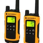 Motorola T80 Extreme Walkie Talkie - Recensione, Prezzi e Migliori Offerte. Dettaglio 6