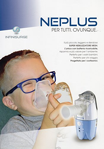 NEPLUS Super Mesh Nebulizer - Recensione, Prezzi e Migliori Offerte. Dettaglio 4