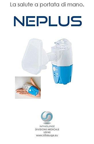 NEPLUS Super Mesh Nebulizer - Recensione, Prezzi e Migliori Offerte. Dettaglio 5