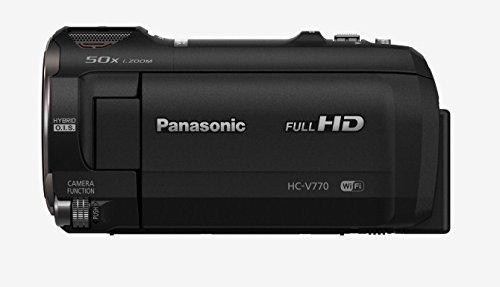 Panasonic HC-V770EG-K - Recensione, Prezzi e Migliori Offerte. Dettaglio 2