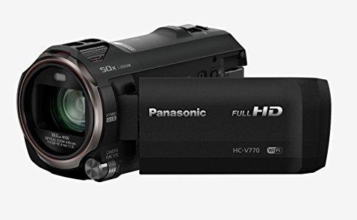 Panasonic HC-V770EG-K - Recensione, Prezzi e Migliori Offerte. Dettaglio 3