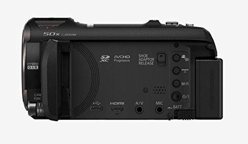 Panasonic HC-V770EG-K - Recensione, Prezzi e Migliori Offerte. Dettaglio 5