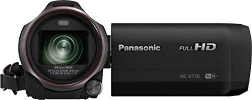 Panasonic HC-V770EG-K - Recensione, Prezzi e Migliori Offerte. Dettaglio 1